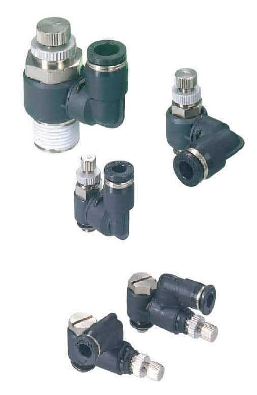 Product Category Speed controller quick fittings : KOGANEI